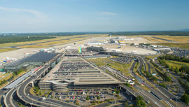 amd sigma news: Terminal Development Concept for Cologne Airport