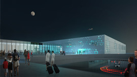 amd sigma news: Terminal Expansion at Nice Airport