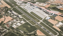 amd sigma news: Masterplan 2035 for Linz airport
